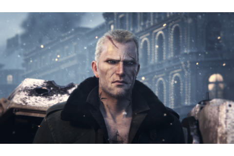 "Square Enix's ""Left Alive"" Gets New Concept Art and ..."