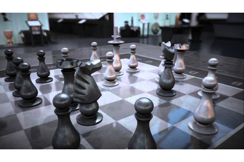 Pure Chess Wii U trailer - YouTube