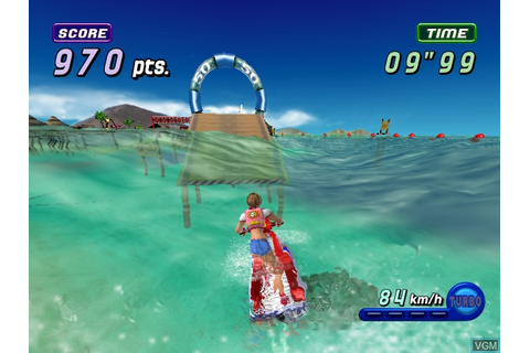 Wave Race - Blue Storm for Nintendo GameCube - The Video ...