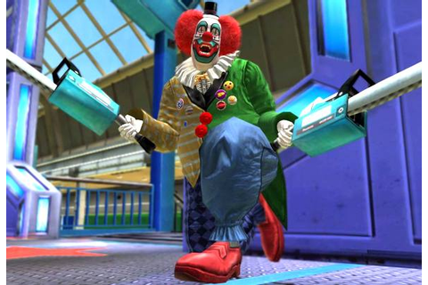 10 Kick Ass Video Game Clowns