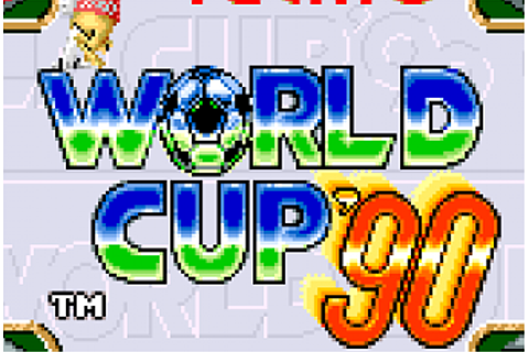 Tecmo World Cup 90 (Arcade) - Paperblog