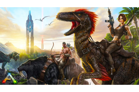 ARK: Survival Evolved - PS4 Servers & Admin Commands ...