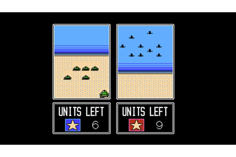 Desert Commander (Every NES Game) - YouTube