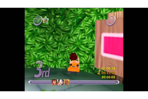 Active Life Explorer Wii Gameplay - YouTube