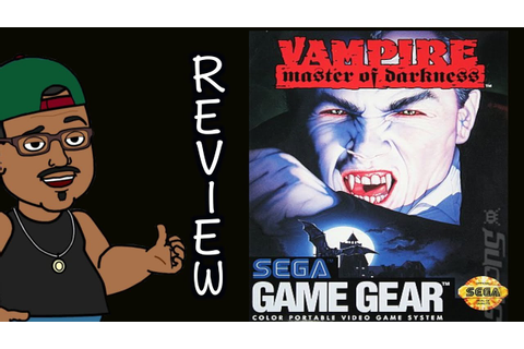 Isolated Gamerz - VAMPIRE MASTER OF DARKNESS review for ...