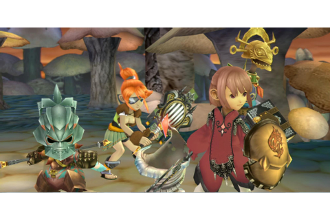 Everything New Coming to Final Fantasy Crystal Chronicles ...