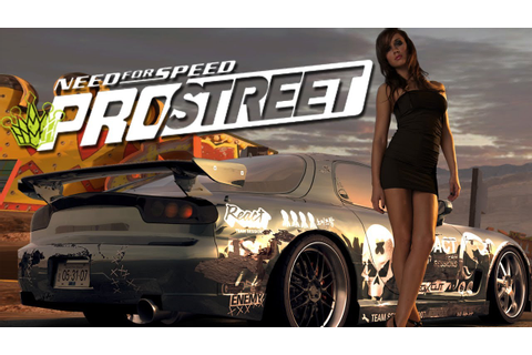 Need for Speed ProStreet PC Free Download