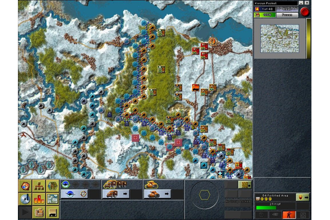 Decisive Battles of WWII Vol 2: Korsun Pocket Screenshots ...