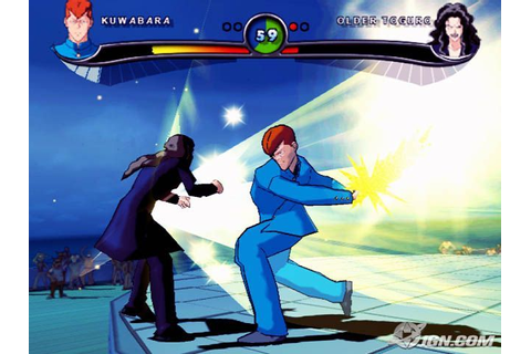 Yu Yu Hakusho Dark Tournament PS2 ISO Download