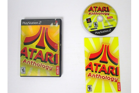 Atari Anthology game for Playstation 2 (Complete) | The ...