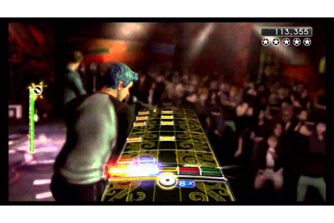 Green Day: Rock Band PS3 Gameplay (AVerMedia Game Capture ...