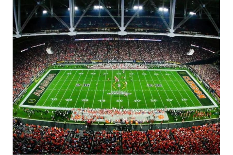 2017 College Football National Championship Events: What ...