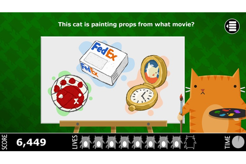 MovieCat 2 - The Movie Trivia Game Sequel! by OtherWise Games