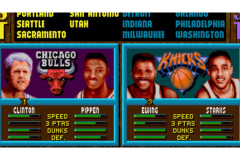 NBA Jam's announcer wants to resurrect the game for its ...