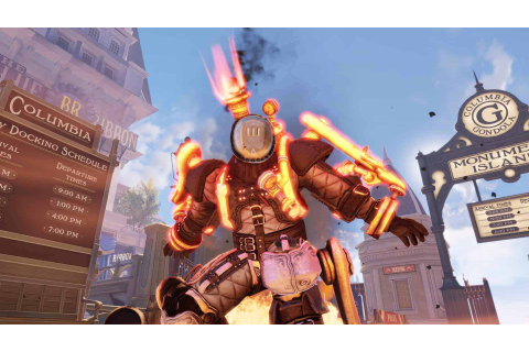 BioShock Infinite Activated Full PC Game Download ...