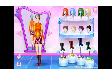 Barbie Fashion Show - An Eye for Style game PC Episode 7 ...