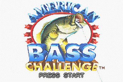 Play American Bass Challenge Nintendo Game Boy Advance ...