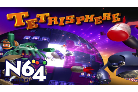 Tetrisphere - Nintendo 64 Review - HD - YouTube