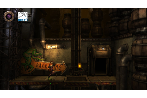 Oddworld: New 'n' Tasty (PS4 / PlayStation 4) Game Profile ...
