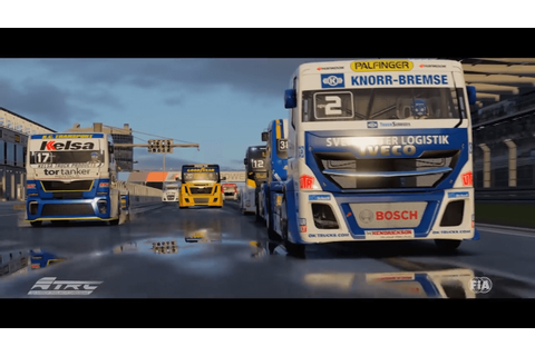 The FIA European Truck Racing Championship Gets an ...