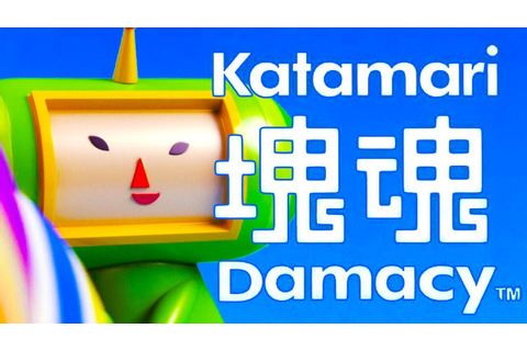 Katamari Damacy & We Love Katamari Comparison - GAME BOYS ...