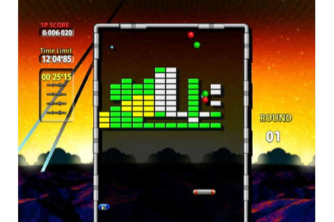 Review: Arkanoid Plus! (Nintendo Wii) | Diehard GameFAN 2018