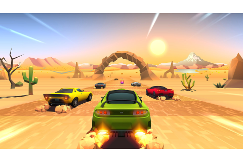 Download Horizon Chase - World Tour on PC with BlueStacks