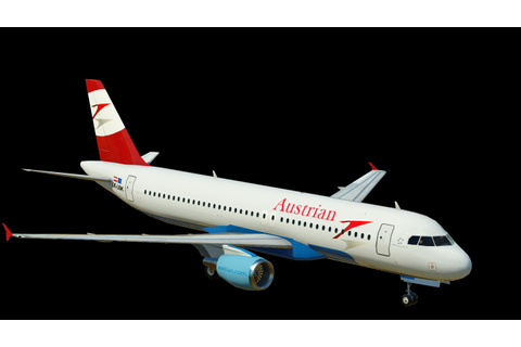 Airbus A320 Austrian - Downloads - Train Fever / Transport ...