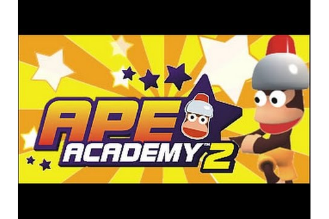 APE Academy 2 PSP Gameplay - YouTube