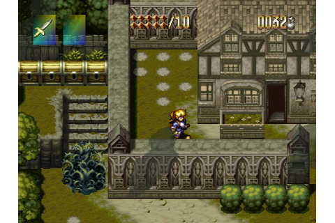 The Adventures of Alundra - Game Museum » Game Museum