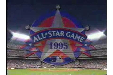 1995 MLB All-Star Game - 7/11/1995, ABC-TV, Part Two - YouTube