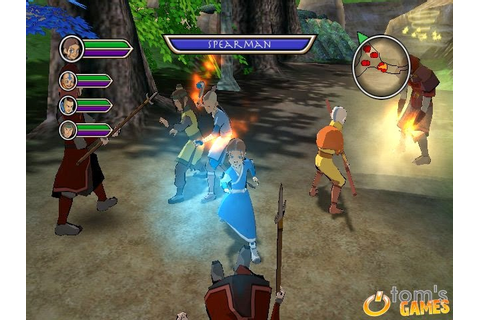 Avatar - The Last Airbender GameCube ISO Free Download ...