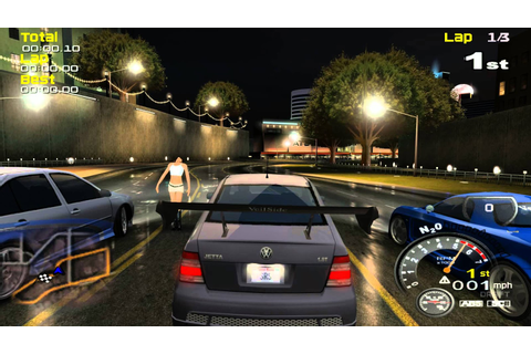 Street Racing Syndicate - Full Version - PC Game Low Spec ...