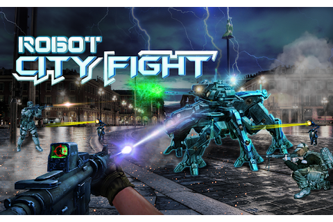 ROBOT CITY FIGHT APK 1.0 - Free Action Games for Android