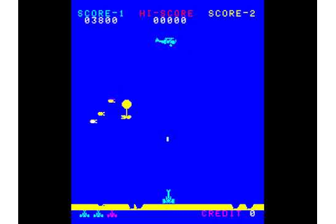 Arcade Game: Balloon Bomber (1980 Taito) - YouTube