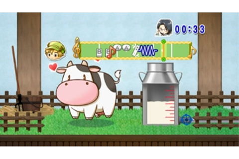Harvest Moon: My Little Shop (WiiWare) Game Profile | News ...