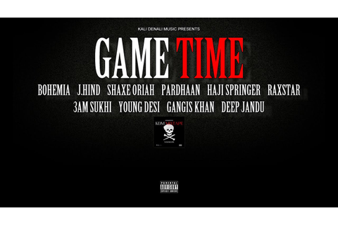 2 Gametime (Music Video) KDM Mixtape V1 - YouTube