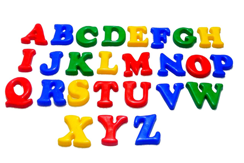 abcdefghijklmnopqrstuvwxyz Alphabets For Children's - Kids ...