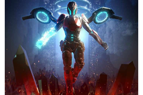 Matterfall Gameplay Trailer From E3, Launches August 15th ...