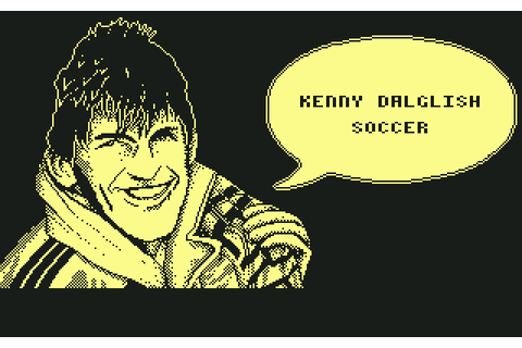 Kenny Dalglish Soccer Match (1990) by Impressions C64 game
