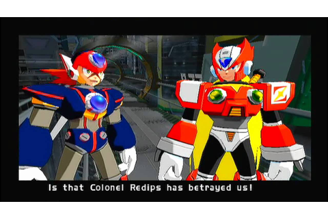 Megaman X Command Mission - [Final Chapter Part 1/4] - YouTube