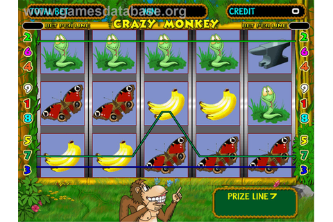 Crazy Monkey - Arcade - Games Database