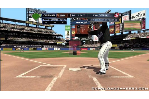 Major League Baseball 2K13 - Download game PS3 PS4 RPCS3 ...