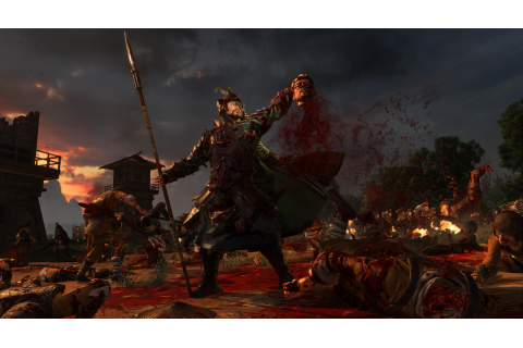 Total War: Three Kingdoms Gets Extra Bloody in New DLC ...