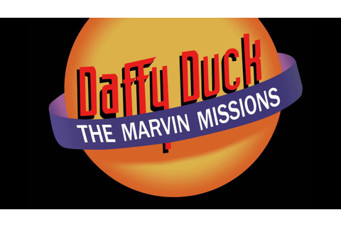 Stage 2 - Daffy Duck: The Marvin Missions (Game Boy) - YouTube