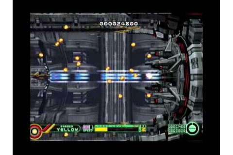 Border Down Intro + Arcade Mode Gameplay Dreamcast - YouTube