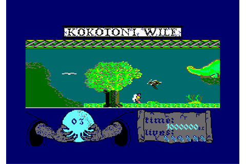 Download Kokotoni Wilf - My Abandonware