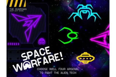 Neon Wars: Space Race Game App APK 1.0 - Free Arcade Games ...