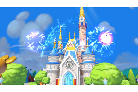 Disney Magic Kingdoms - Virtual World Games 3D