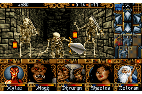 Ishar 3: The Seven Gates of Infinity - My Abandonware